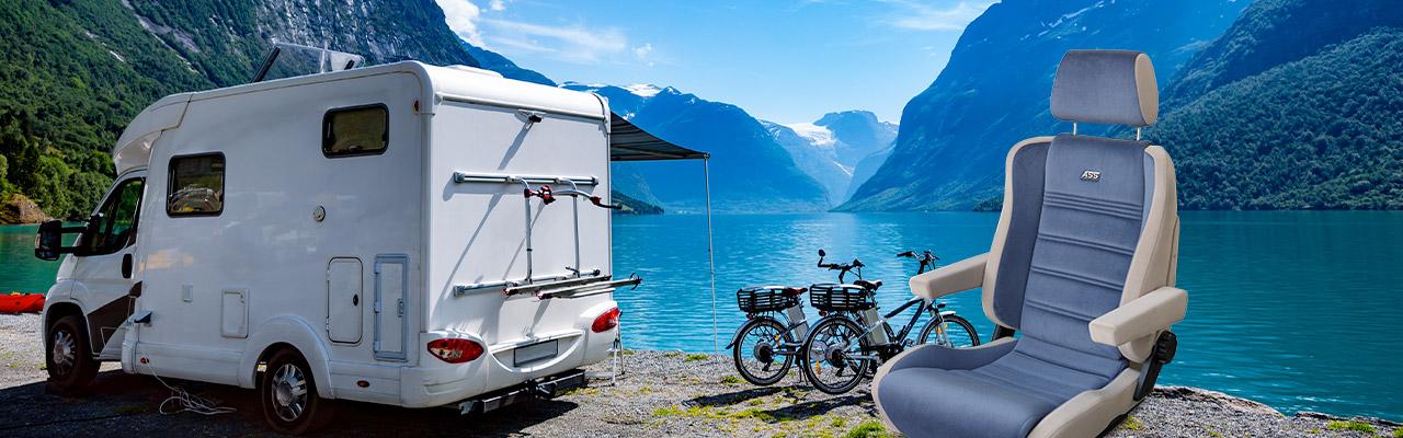 ASS autostoel - camper